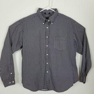 Cruel Girl Women Western Shirt Button Long Slve